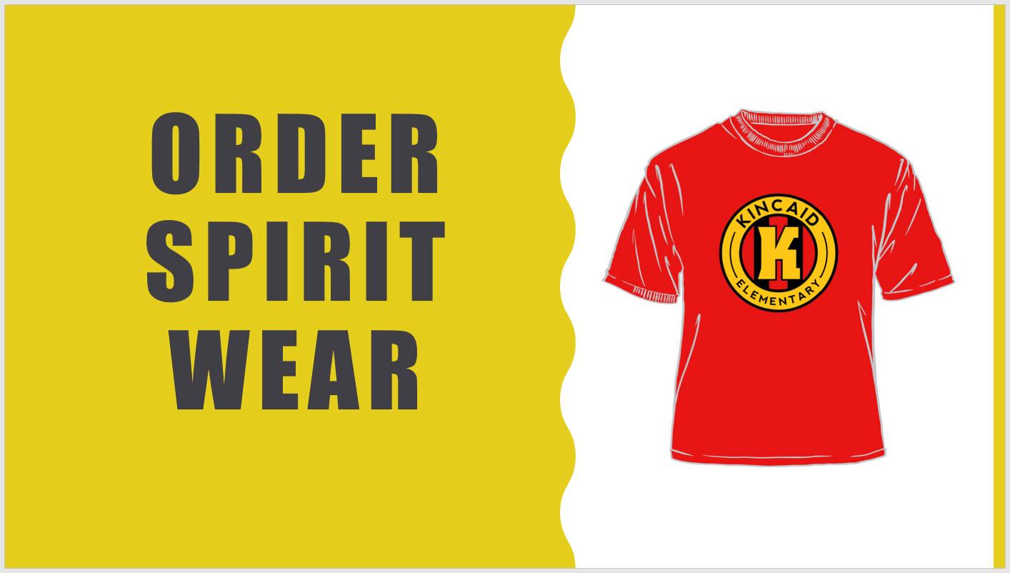 Order Spirit Wear